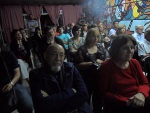 Debate en San Miguel