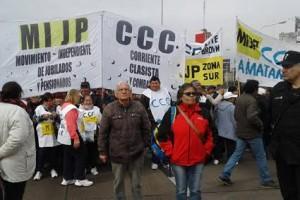 CCC y Jubilados